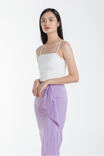 Yorksville Skirt in Lavender