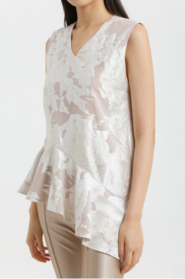 Marianne Cascading Top