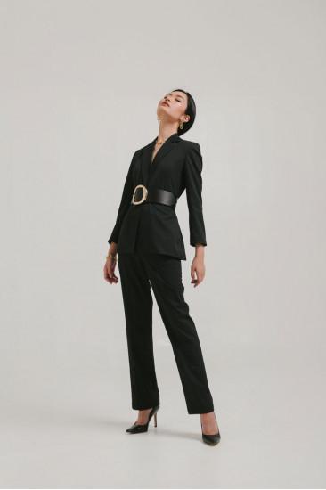 Femme Blazer in Black