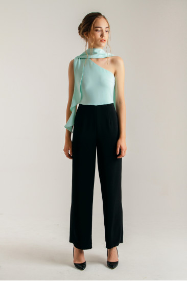 LAUREL JUMPSUIT IN MINT