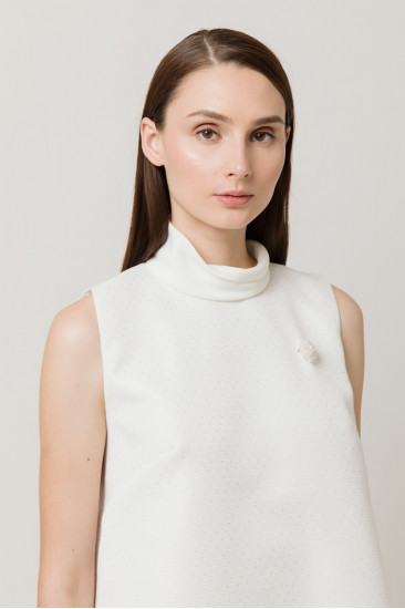 Queenie Top in White