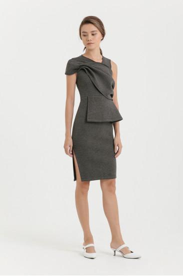 Toma Off-shoulder Dress