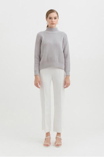 Carlton Sweater in Gray