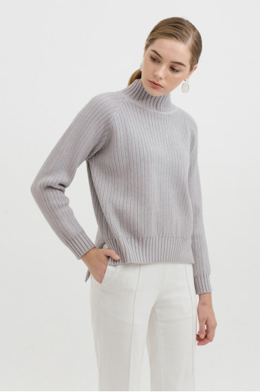 Carlton Sweater in Gray