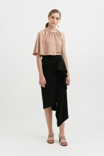 Yorksville Skirt in Black