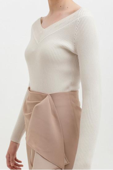 Yorksville Skirt in Caramel