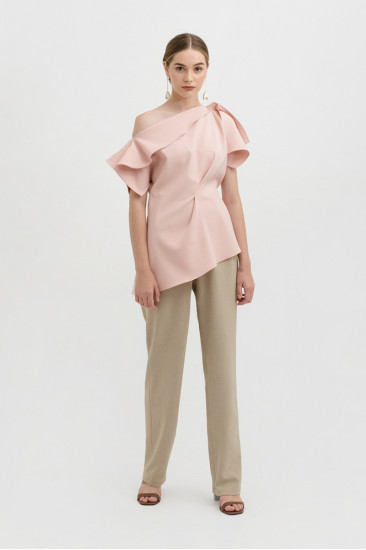 Lyon Top in Rose